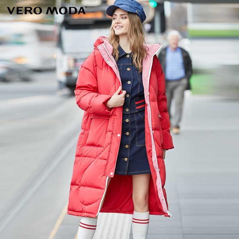 Vero Moda Vrouwen Hartvormige Quilten Silhouet Hooded Lange Donsjack   319412512