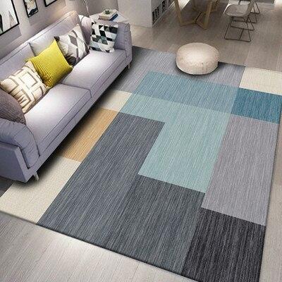 HOT Fashion Xmas Home Decor 200cm*300cm Big Carpets/Snowman Christmas Tree Rug Carpet Bathroom Floor Mat Dining Room