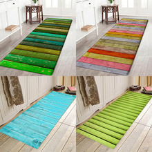 Color planks, flannel printing, home, anti-skid, absorbent mat, bathroom mat, bedside mat, door mat. pebble series flannel printing home anti slip absorbent entry mat bathroom mat door mat bedside mat