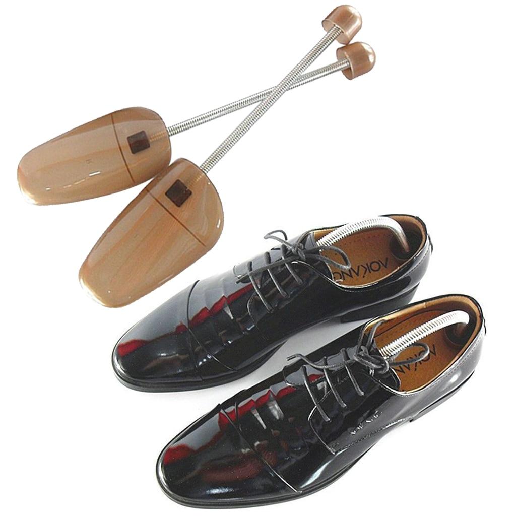 1 Piece Shoes Stretcher Plastic Shoe Tree Shaper Rack Boot Stretcher Keeper Adjustable Size For Man Women Zapatos De Hombre