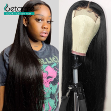 Closure Wig Hair Black Lace Pre-Plucked Straight Brazilian 4x4 Non-Remy with Baby