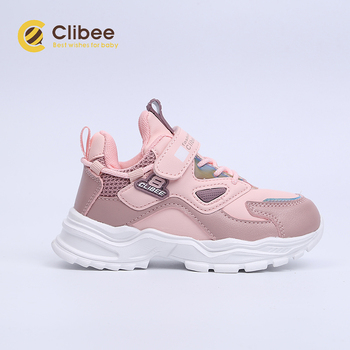 CLIBEE Children Sport Sneakers Shoes Kids Lightweight PU Leather Running Shoes Boys Girls Basketball Shoes Kids Casual Chaussure sneakers boys shoes kids sport shoes lightweight boys girls casual school trainers children brand breathable shoes