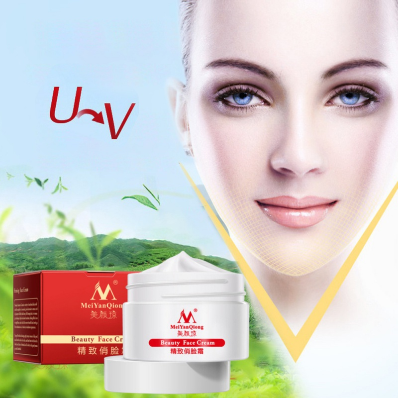 Face 3D Cream Facial Lifting Firm Firming Powerful V-Line Face Slimming Lifting Shaping Cream Skin Care