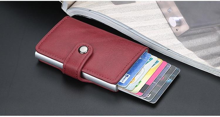 dos homens caso do cartão de crédito