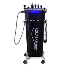 Multifunction Facial Beauty Skin Care Machine Skin Management Tightening Oxygen Jet Skin Scrubber Beauty Salon Equipment