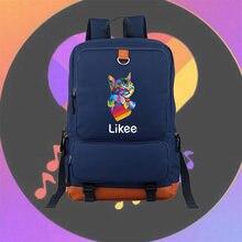 Likee школьная сумка детский рюкзак для мальчиков и девочек