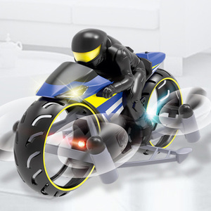 RC Motorcycle Toy Amphibious R