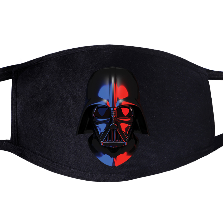 Star Wars Darth Vader Selfie Stormtrooper Jedi Dustproof Mouth Face Mask Unisex Black Cycling Anti-Dust Protective Cover Masks