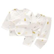 Baby Girls' Boys' Pajamas Tee and Pant 2-Piece Pajamas Set 100% Organic Cotton Q9QB