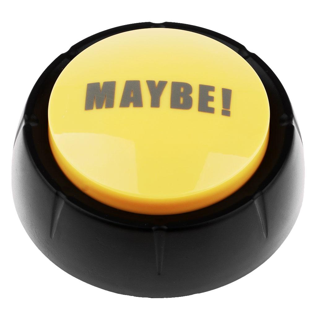 Звуковые кнопки игры показать ответ гудки-желтый (возможно), красный (нет), синий (извините), зеленый (да) для выбора