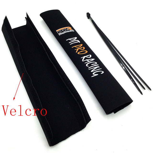Front Fork Protector Shock Absorber Guard Wrap Cover For CRF YZF KTM KLX Dirt Pit Bike Motorcycle Inverted suspension