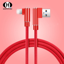 USB Cable Type-C Micro For iPhone Apple Samsung Xiaomi type c cable Charging Mobile Phone Cables