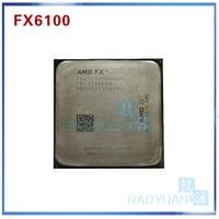 AMD FX Series FX6100 3.3GHz SIX Core CPU Processor FX 6100 FD6100WMW6KGU 95W Socket AM3+