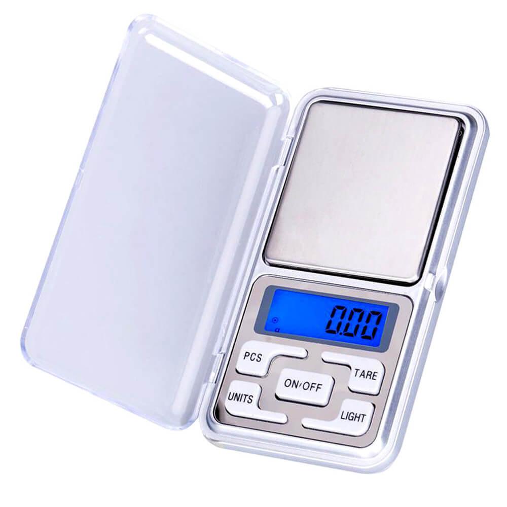 Весы ювелирные электронные карманные 200 г/0,01 г (Pocket Scale MH-200)
