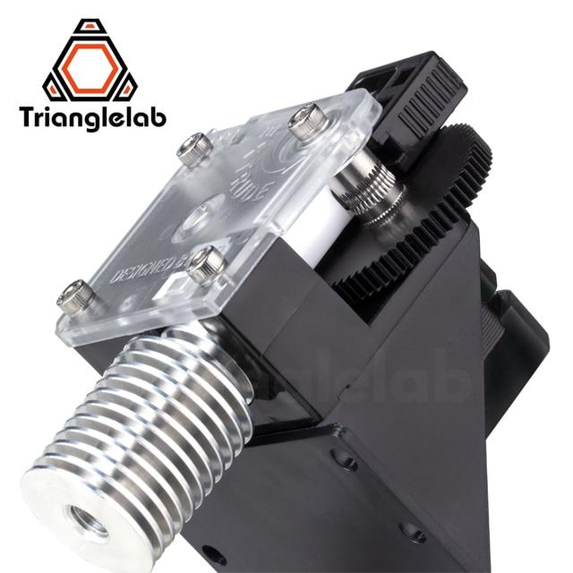 Trianglelab 3D imprimante Titan extrudeuse pour bureau FDM imprimante Reprap MK8 j head Bowden livraison gratuite pour MK8 Anet Ender 3 CR10