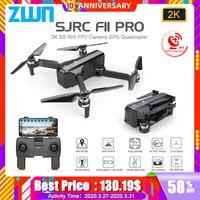 SJRC F11 PRO GPS Drone Mit Wifi FPV 1080P/2K HD Kamera F11 Bürstenlosen Quadcopter 25 minuten flug Zeit Faltbare Eders Vs SG906-in RC-Hubschrauber aus Spielzeug und Hobbys bei