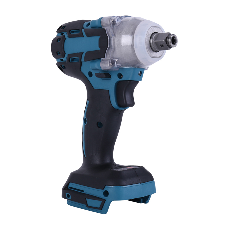 Socket Installation Brushless Drill Wrench Wrench 18V Power Wrench For Socket Battery Makita Hand 2 1 520Nm Tool Electric Impact