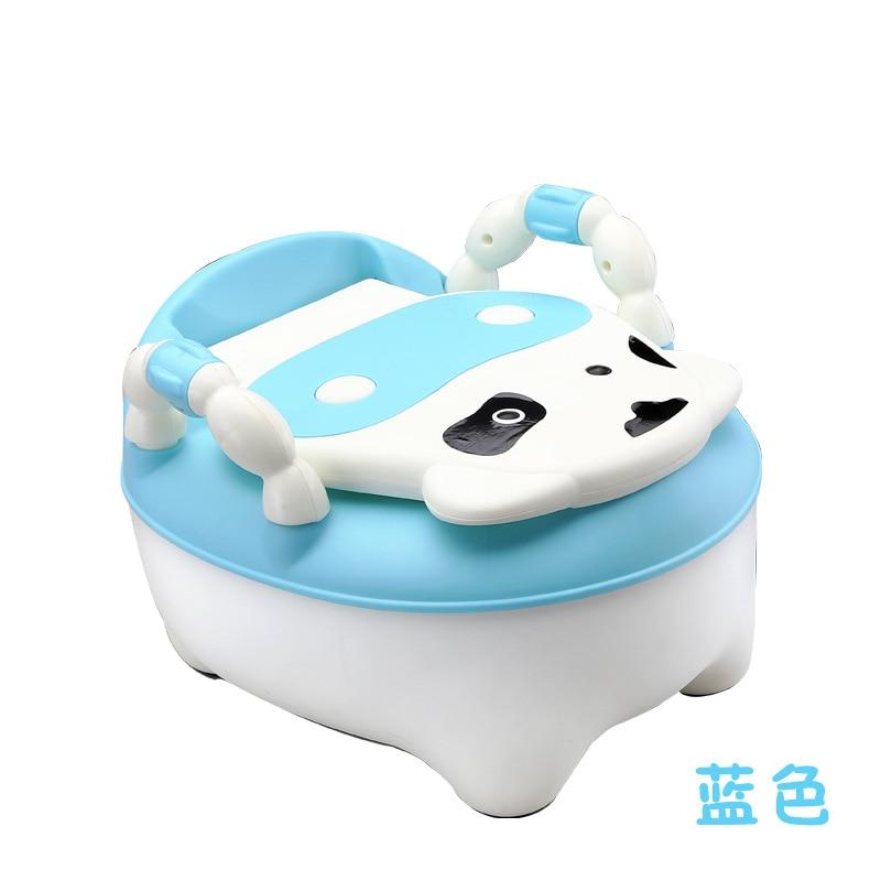 Children Cow Toilet Potty China Mobile Infant CHILDREN'S Toilet Baby Toilet Stool Basin Chamber Pot Bidet