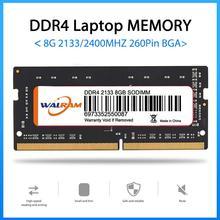 Memory 2133/2400mhz Laptop Computer-Ram WALRAM 8G No DDR4 for AMD/INTEL Read Noiseless