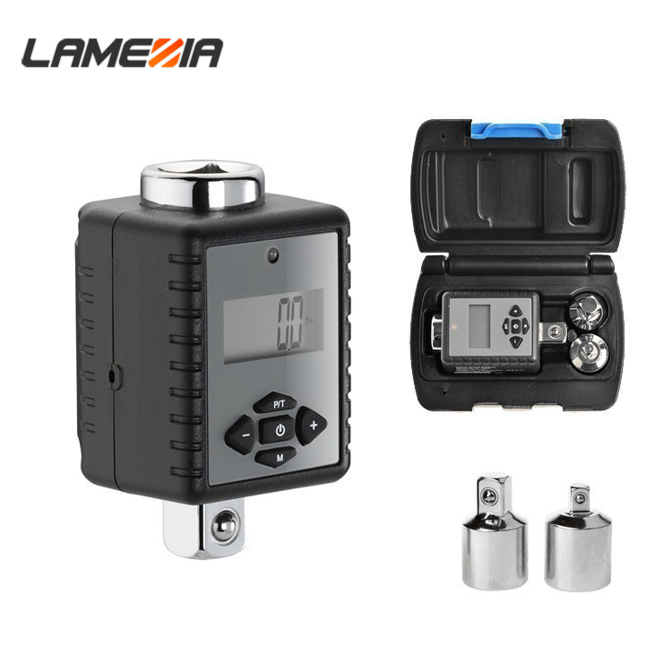 LAMEZIA Torque Wrench Digital 1/2 1/4 Torque Spanner Universal 3/8
