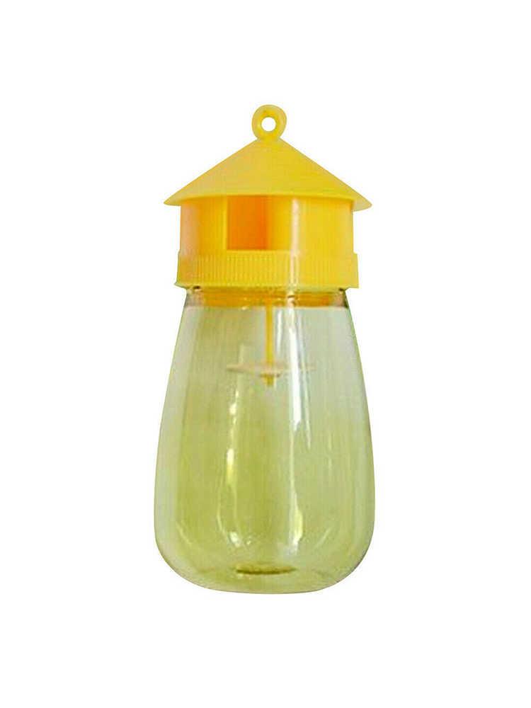 فخ الذباب زجاجات الفاكهة فخ الذباب حديقة الآفات معلقة الذباب مبيد حشري زجاجة البلاستيك الفاكهة فخ الذباب s