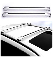 Aluminum Alloy Car Roof Racks Luggage Rack Crossbar Fits For Ford Everest 2015 2016 2017 2018
