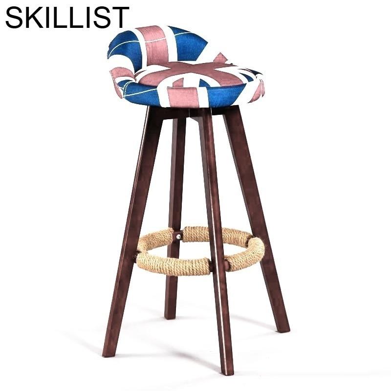 Ikayaa Fauteuil Cadir Barkrukken Stoel Taburete Sgabello Stuhl Industriel Stool Modern Cadeira Tabouret De Moderne Bar Chair