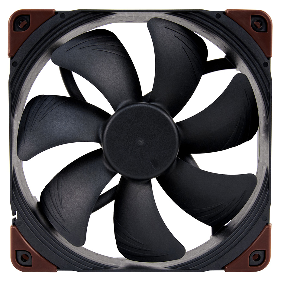 Noctua NF-A14 NF-A14industrialPPC 2000RPM/3000RPM IP67 140mm 12V 4Pin PWM fan For Computer case/industrial equipment image