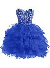 Очаровательное голубое коктейльное платье 2021 короткое милое