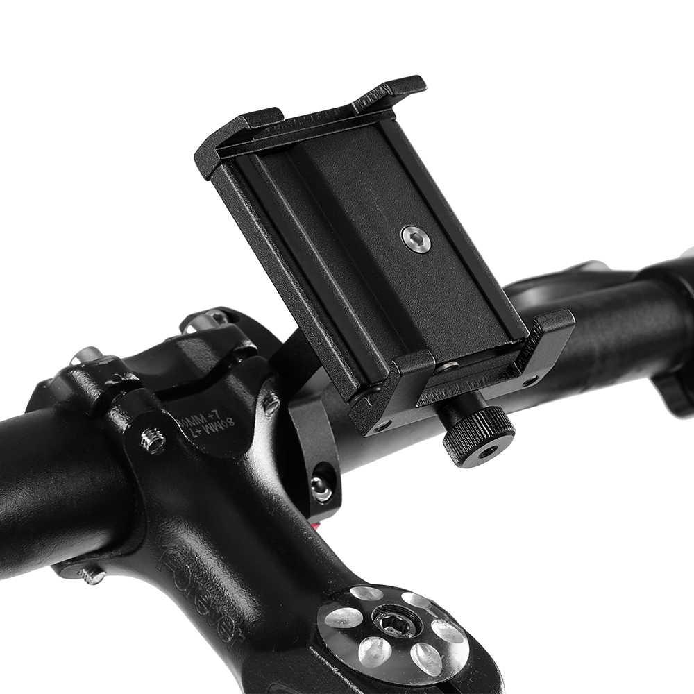 2.4-3.9in Bike Phone Mount Cycling Phone Holder Bike Bicycle Handlebar Mount AdjustableBike Accessary