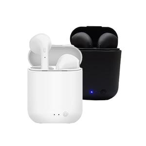 Image 1 - Mini 2 TWS wireless headset Bluetooth 5.0 headset TWS earplug with charging box headset sports wireless headset