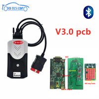 VD TCS CDP 2015R3/2016R0 with keygen !Best quality V3.0 pcb bluetooth and newest version scan for CAR TURCK obd diagnostic tool