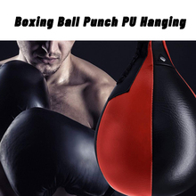 Punching-Ball Pear Reflex-Speed-Balls Fitness-Training Double-End Quality-Design