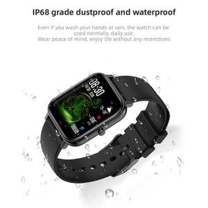 Image 4 - Smart Degli Uomini Della Vigilanza del Bluetooth Intelligente activity tracker vigilanza di sport IP67 Impermeabile Chiamata di Promemoria Monitoraggio del Sonno Previsioni Meteo