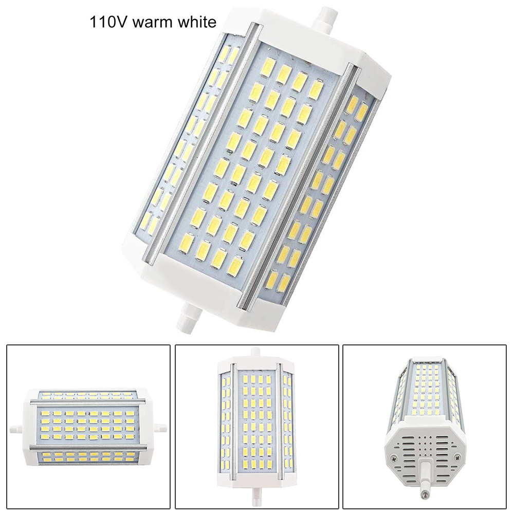 <font><b>30W</b></font> Dimmable Double Ended J Type <font><b>LED</b></font> Light Bulb <font><b>R7S</b></font> <font><b>LED</b></font> Floodlight 200W Halogen Replacement Lamp new image