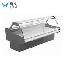 Коммерческий, сделано в Китае, гастрономическая витрина Дисплей холодильник