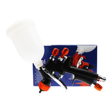 Spray-Gun HVLP Car-Paint Automotive Pneumatic Adjustable Professional Gravity High-Quality