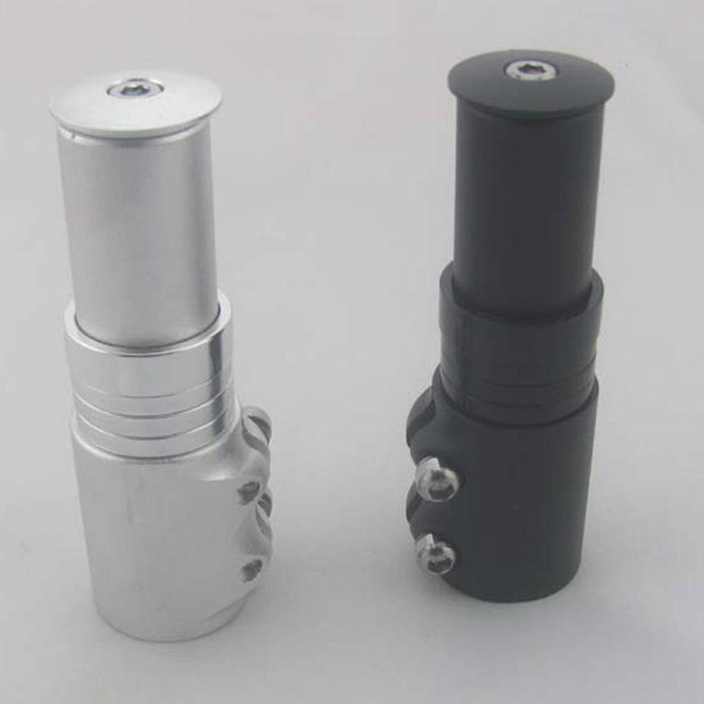 Durable Bike Fork Stem Extender Handlebar Riser Adaptor Flexible Easy To Install