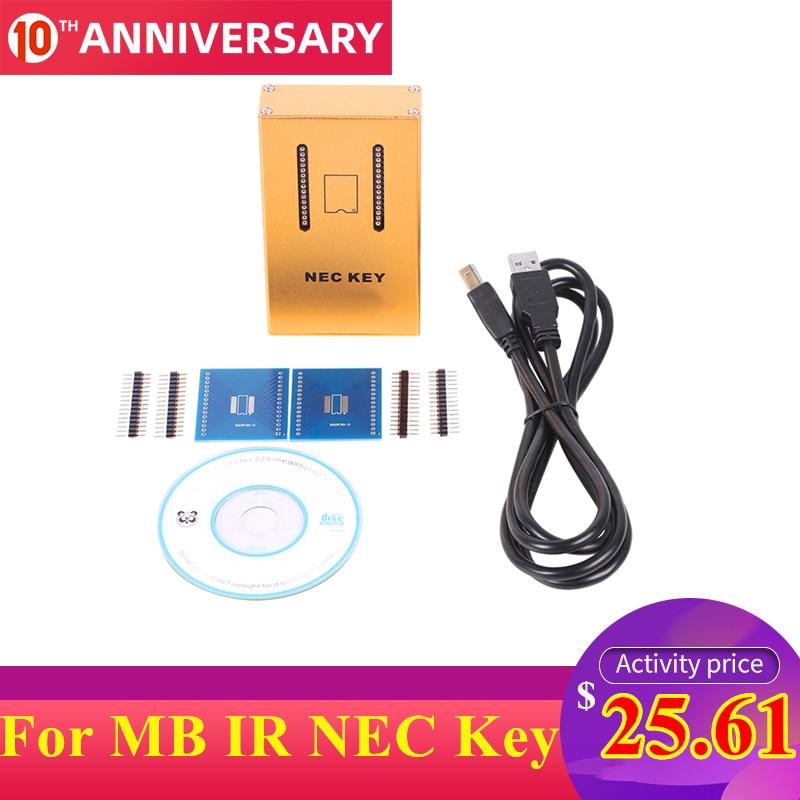 MB IR NEC Key Programmer for Mercedes for BENZ NEC Key Maker Car Diagnostic Tool NEC Programmer