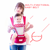 Backpacks Baby Carrier straps Infant Kid Baby Sling Front Facing Kangaroo Baby Wrap Carrier for Baby Travel 0 18 Months