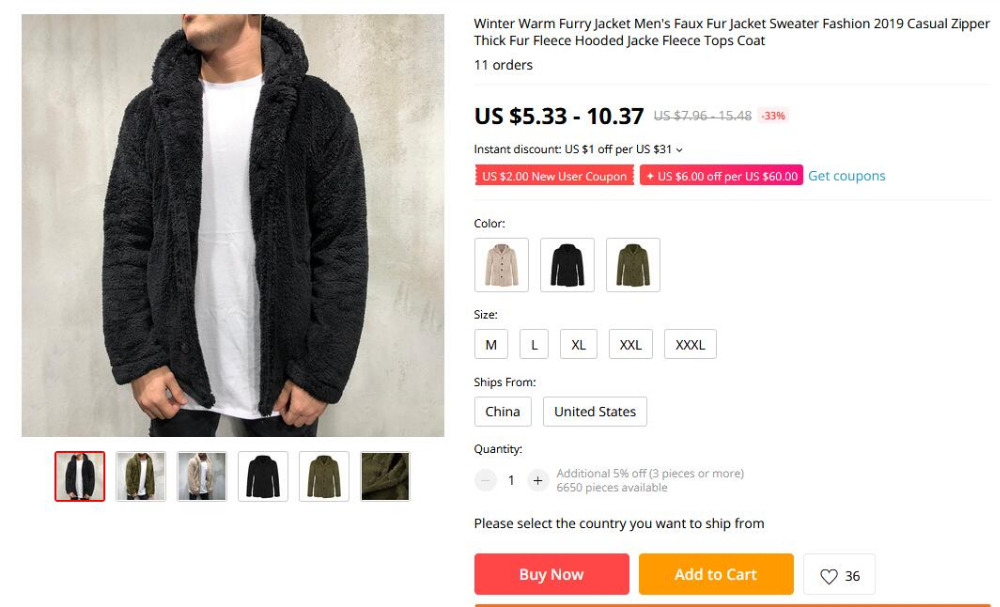 H4ed9fb54426a4199bc36e702c5757d85O Jacket Men's Sweater Warm Hooded Sweater Coat Jacket Men's Autumn Winter Casual Loose Double-Sided Plush Men's Sweater Coat Top