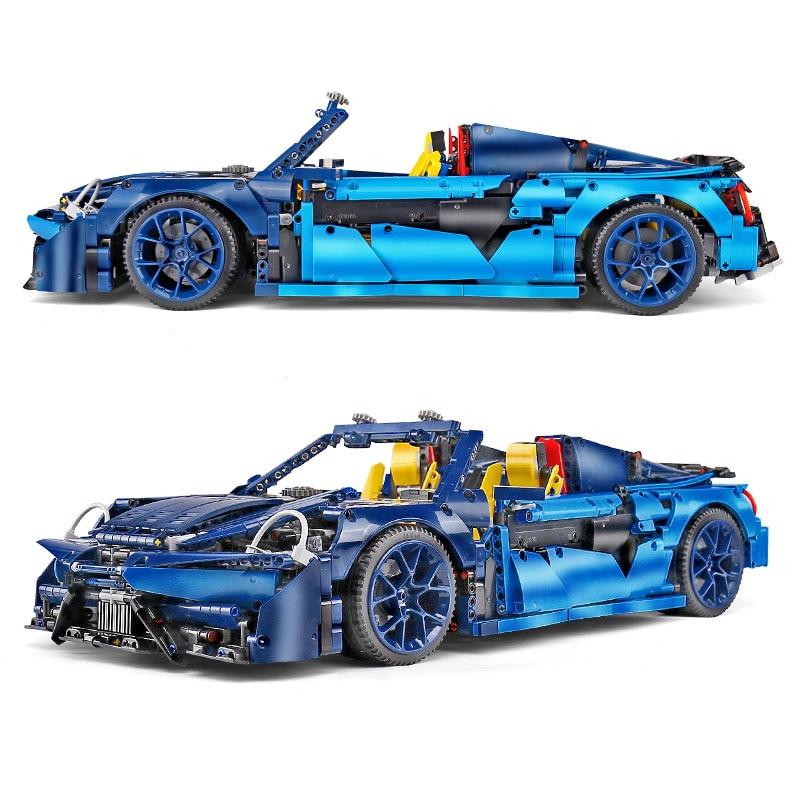 Yeshin The MOC-16029 570S – 42083 B-Model Assembly Car Kits Building Blocks