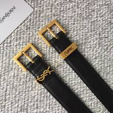 High quality Luxury Brand Belt for women Black letter Classic Buckle Belt Real Genuine Leather Belts Gifts