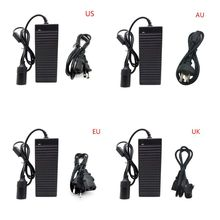 12V 10A 120W 110-220V to Car Cigarette Lighter Socket AC/DC Power Adapter