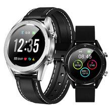 Смарт часы dt28 с функцией измерения ЭКГ пульса и артериального