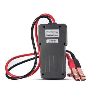 Image 5 - MICRO 200 פרו רכב סוללה בודק 12v 24v רב שפה דיגיטלי AGM EFB ג ל רכב עומס סוללה מערכת מנתח לרכב Moto