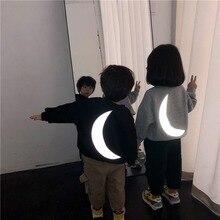 Boysand Girls Sanitary Clothes New Reflective T-shirt