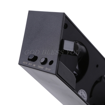 Nouvelle Promotion Ventilateurs USB Ventilateur Refroidisseur Externe Turbo Contrôle De Température 5 Refroidisseur Pour Sony Playstation 4 PS4 Console De Jeu