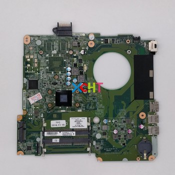 for HP 15-F Series 785442-501 DA0U99MB6C0 REV:C UMA w A8-6410 CPU Laptop Motherboard Mainboard Tested & working perfect mip320f good working tested
