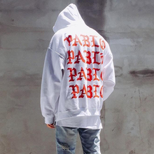 I Feel Like Paul Pablo Kanye West sweat homme hoodies men Wo